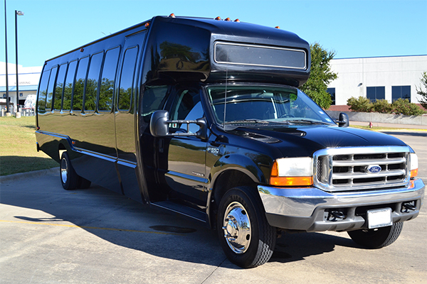 15 Passenger party bus Durham