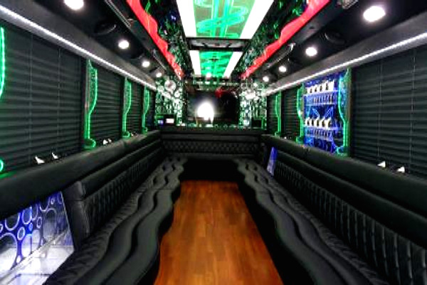 20 passenger party bus 1 Durham