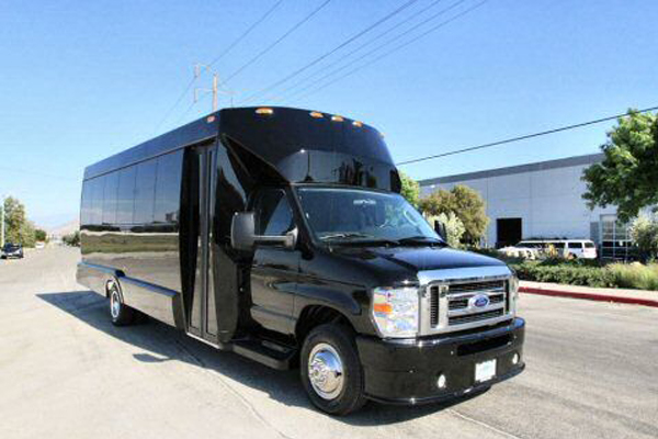20 passenger party bus Durham