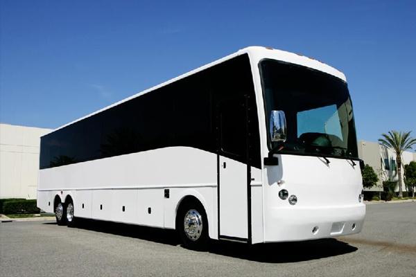 50 passenger charter bus rental Durham