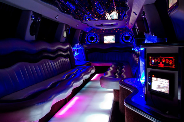 Escalade limousine service Durham