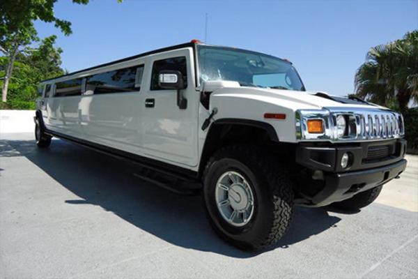 Hummer Durham limo rental