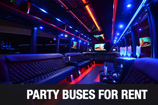 Party Buses For Rent Durham