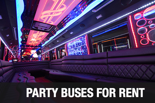 party bus Durham