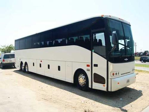 Durham 56 Passenger Charter Bus